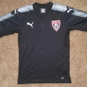 Puma GSA soccer jersey /Size M